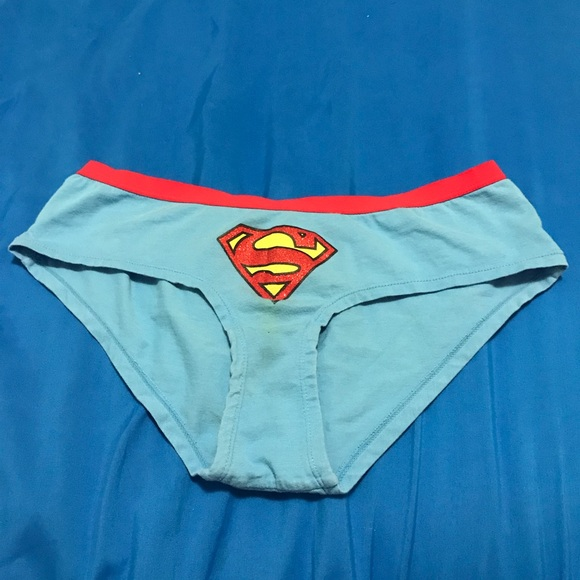 ce875fff14 DC Comics Other - Superman Panties